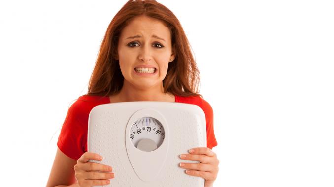 Arthrose durch Übergewicht