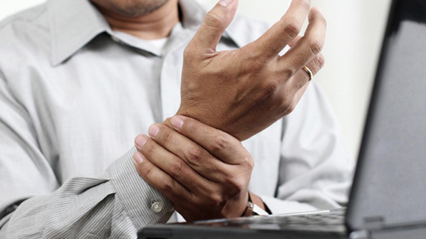 Gelenkgeräusche bei Arthrose
