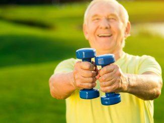 Muskelaufbau hilft bei Arthrose bedingten Kunstgelenken
